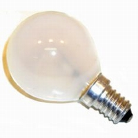 LAMP KOGEL MAT   25 WATT E-14
