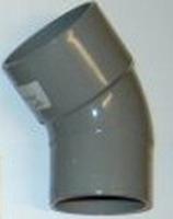 BOCHT+SPIE PVC 125 MM 45°