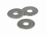 CARR RING RVS M  4 A2 DIN 9021