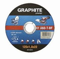 DOORSLIJPSCHIJF 115X22X1.0 GRAPHITE