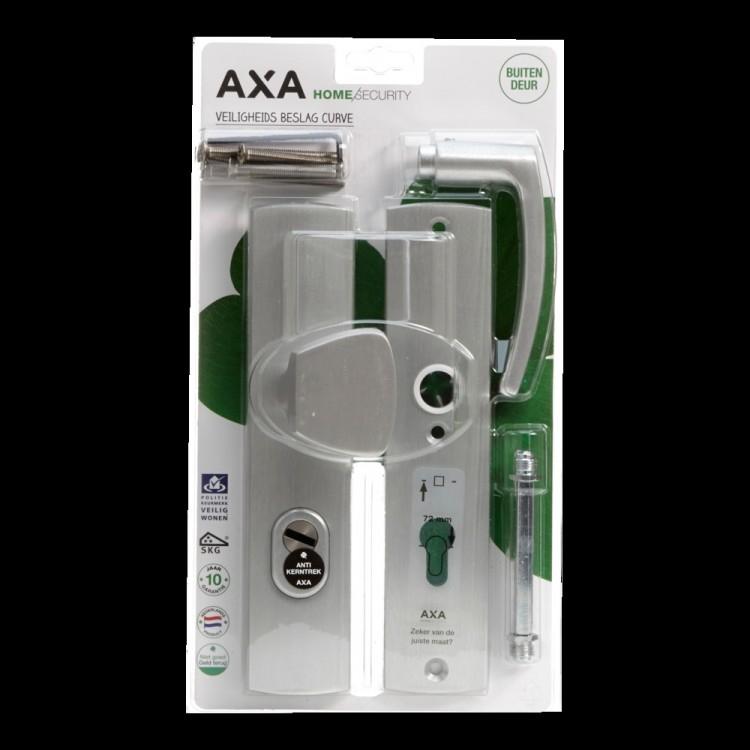 AXA KNOP/KRUK BESLAG/ANTI KERN 55