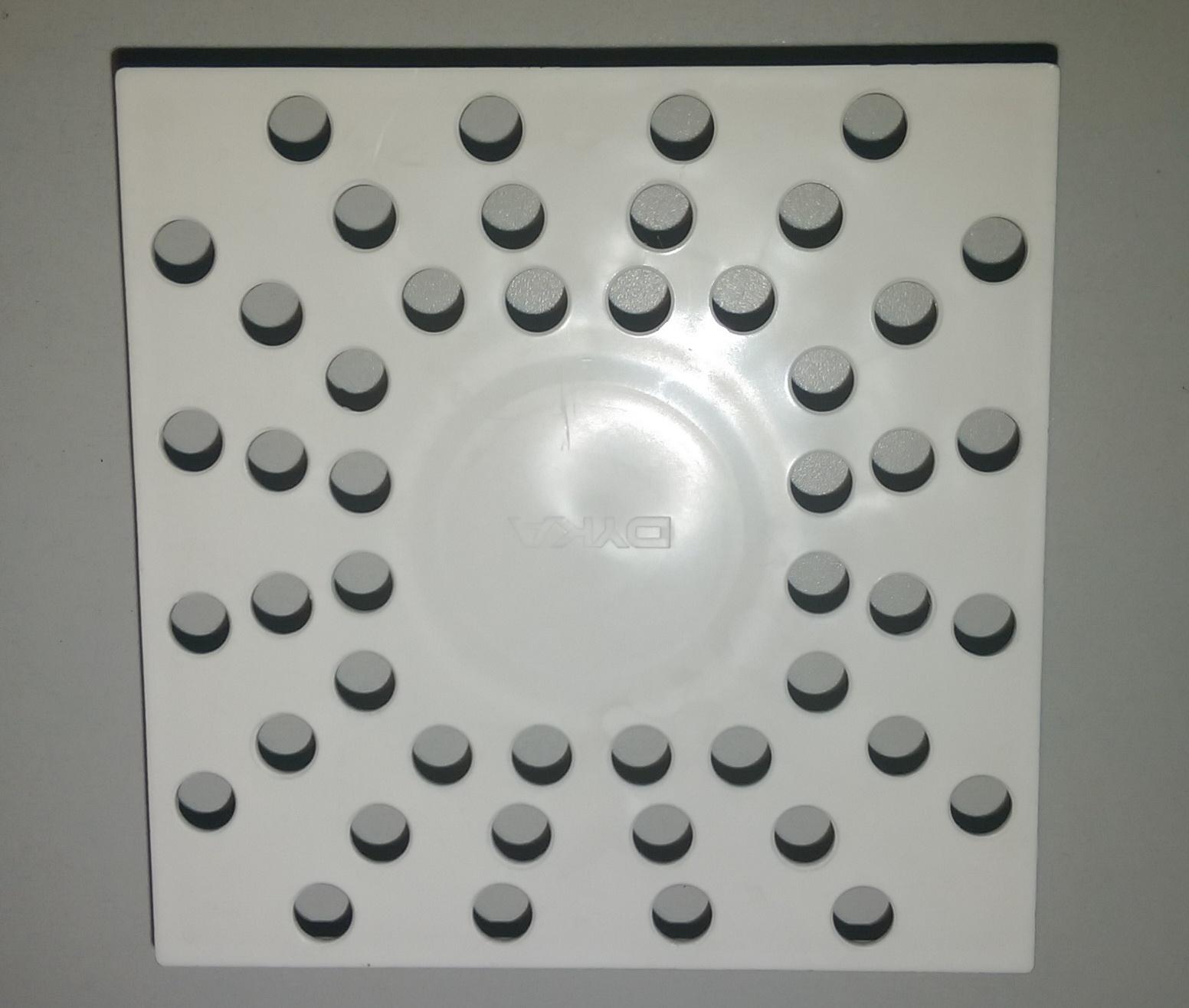 DOUCHEPUT DEKSEL DYKA 150 X 150 PVC