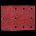 SCHUURPAP.115X160 MM KORREL 40 3ST