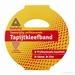 TAPE DUBBELZIJDIG 19MM X 5 MTR
